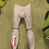 Photo #4 - Garth's legs carved