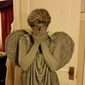 Photo #2 - Weeping Angel Statue