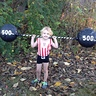 Photo #1 - Weight Lifter