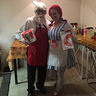 Photo #2 - Wendy & Colonel Sanders