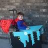 Photo #1 - Wheelchair Superman
