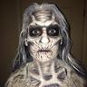 Photo #2 - White Walker Face