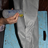 Photo #7 - Gluing Together Hortons Trunk