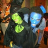 Photo #1 - Wicked Witch of the West and Flying Monkey