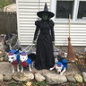 Photo #7 - Wicked Witch of The West and Her Flying Monkeys