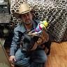 Photo #2 - Cowboy and bronc rider
