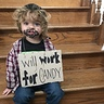 Photo #1 - Will Work For Candy
