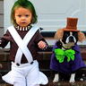 Photo #5 - Oompa Loompa and Willy Wonka