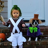 Photo #1 - Oompa Loompa and Willy Wonka