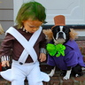 Photo #3 - Oompa Loompa and Willy Wonka