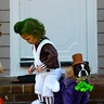 Photo #4 - Oompa Loompa and Willy Wonka