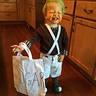 Photo #3 - The Oompa Loompa with his sugar bag
