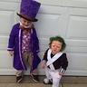 Photo #1 - Willy Wonka and Oompa Loompa