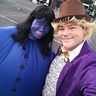 Photo #2 - Willy Wonka and Violet
