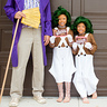 Photo #4 - Willy Wonka's Oompa Loompas and the GOLDEN Ticket