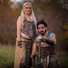 Photo #4 - Khal and Daenerys