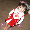 Photo #1 - Our daughter is our Personal cheerleader :)