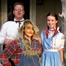 Photo #3 - Wizard of Oz, Scarecrow and Dorothy