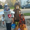 Photo #2 - The Tinman, Lion, and Scarecrow