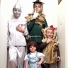 Photo #1 - Tinman, Scarecrow, Dorothy & Toto, & Cowardly Lion