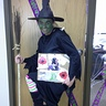 Photo #3 - Wicked Witch of the West (aka: the mom)