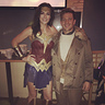 Photo #1 - WonderWoman and Captain Trevor