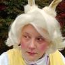 Photo #7 - White rabbit make-up