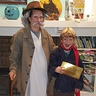 Photo #2 - Charlie Bucket and Grandpa Joe