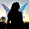 Photo #4 - Woodland Fairy in the sunset.