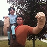 Photo #4 - President Vanellope and Major Body Odor