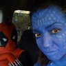 Photo #2 - mystique and Deadpool