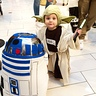 Photo #1 - Yoda and R2-D2