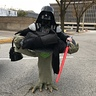 Photo #2 - Yoda can handle the Force!