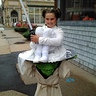 Photo #1 - Yoda Carrying Princess Leia