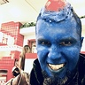 Photo #9 - Yondu Udonta homemade fake teeth