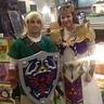 Photo #2 - Zelda & Link