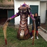 Photo #1 - Zerg Hydralisk - with human