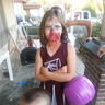 Photo #1 - Zipper Face Cheerleader