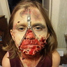 Photo #2 - Zipper Face Cheerleader