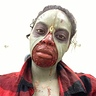 Photo #3 - Zipper Face Zombie