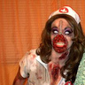 Photo #3 - Halloween 2012 Zipper Zombie Nurse