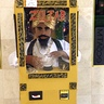 Photo #1 - Zoltar in the light
