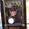 Photo #3 - Zoltar... getting into character