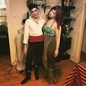 Photo #1 - Zombie Ariel and Prince Eric