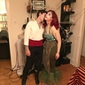 Photo #2 - Zombie Ariel and Prince Eric
