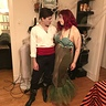 Photo #3 - Zombie Ariel and Prince Eric