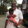 Photo #3 - Zombie Baby and Monster Dad