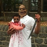 Photo #1 - Zombie Baby and Monster Dad