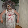 Photo #2 - Oh no there's a zombie in the house.