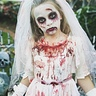 Photo #2 - The zombie bride face